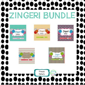File Folder Games Bundle