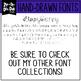 Zip-A-Dee-Doo-Dah Designs Doodle Font 4 — Includes Commerc