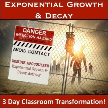 Exponential Growth and Decay Classroom Activity