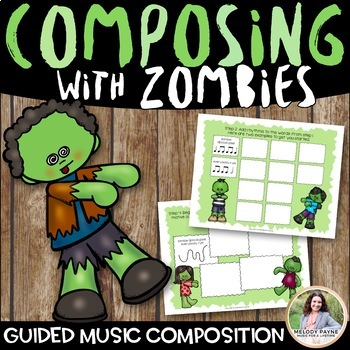 Zombie Composing: A Guided Music Composition Activity for