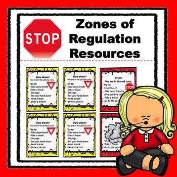 Zones of Regulation Resources