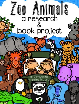 Zoo Animal Research Project