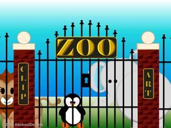 Zoo CLIP ART