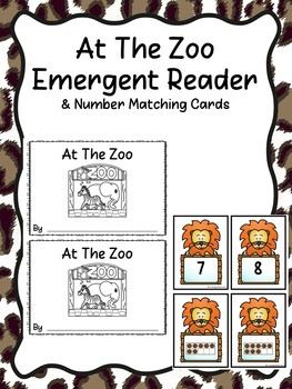 Zoo -Emergent Reader