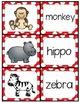 Zoo Emergent Reader & Printables