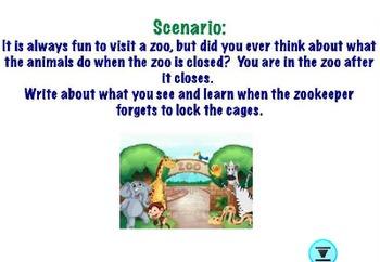Zoo Narrative Writing