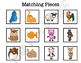 Farm Animals + Pets Sorting File Folder Game for students