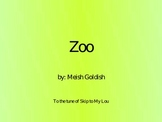 Zoo Song Powerpoint