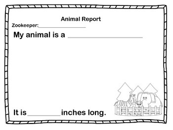 Zookeeper Measuring