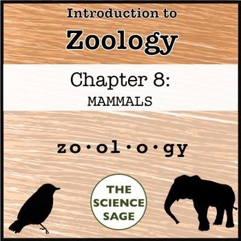 Zoology Textbook Chapter 10 Mammals