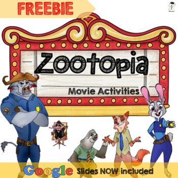 Zootopia Movie Pack Set I