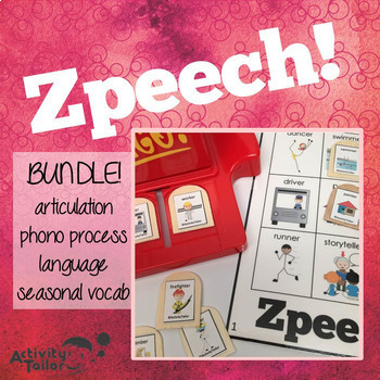 Zpeech! A Bundle of Hacks for Zingo!
