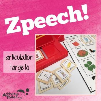 Zpeech! An Articulation Hack for Zingo!