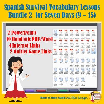 _Spanish Lessons for 90% TL and TCI Bundle 2 - Days 9 - 15