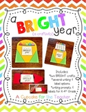 A Bright Year {Craftivity}