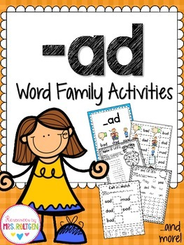 ad Family Activities