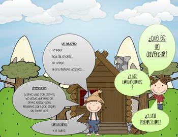 adverbios, preposiciones y conjunciones