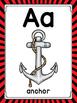 alphabet_half and full page: pirate theme plus bonus