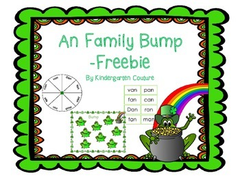 an Family Bump -Freebie  - March