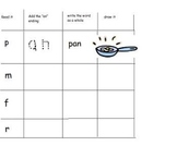 """an"" family practice worksheet"