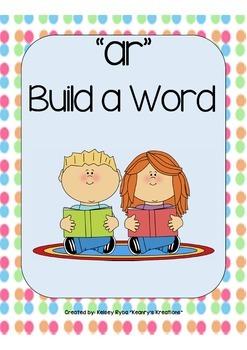 """ar """"Build-a-Word"""" Freebie!"""