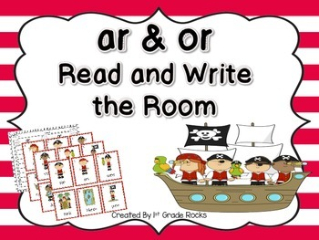 ar & or Read and Write the Room