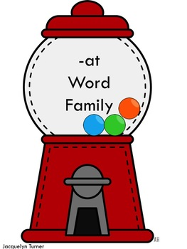 at Word Family Literacy Center Sort