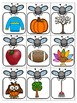 FREEBIE -  French Fall or Autumn themed game - La tapette