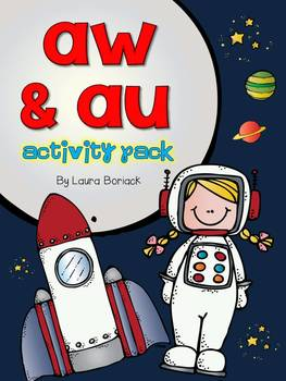aw & au ~ Activity Pack