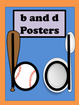 b and d posters