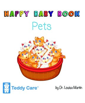 baby's First Book of Pets - eBook