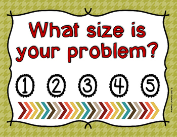 behavior managment: Size of the Problem Posters