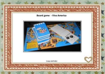board game - viva America