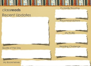classREADS (Think goodREADS) for Your Readers