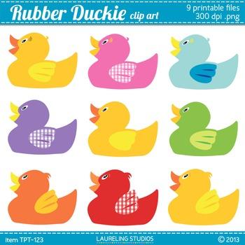 clip art rubber duckies