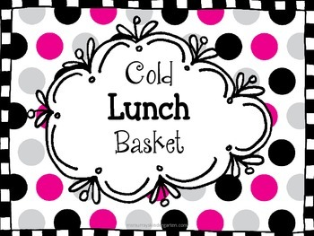 cold lunch basket sign freebie!
