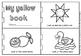 color words little books