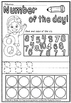 Number of the day(free page)