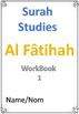 colorful quran - surah studies book (islam)
