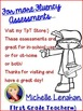 NWF - Nonsense Word Fluency Columbus Day FREEBIE from Ms.
