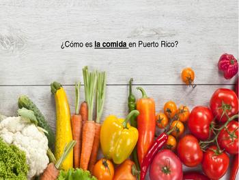 comida puerto rico food