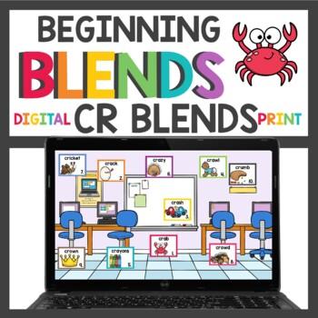 Beginning R Blends CR