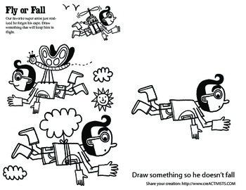 creACTIVISTS: Fly or Fall