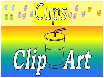 cups clipart