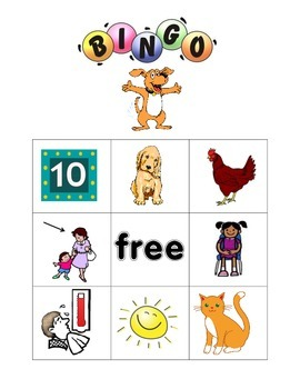 cvc short vowel bingo with decoding cards