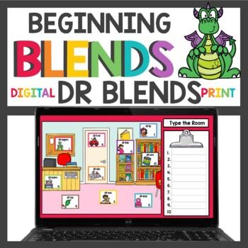 Beginning R Blends dr