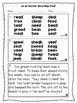 ea ee - Phonics Fluency Assessment