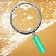 Beach Sand Digital Paper Photographic Backgrounds Clip Art