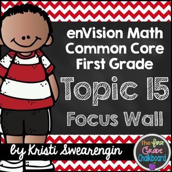 enVision Math 2.0 Focus Wall Topic 15 (First Grade)