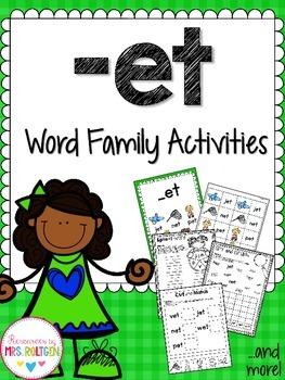 et Family Activities